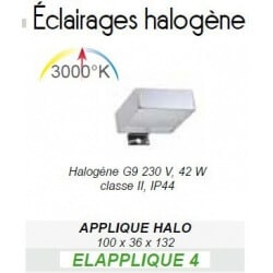 Applique Halo CEDAM
