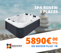 SPA Passion spas the Renew