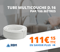 tube multicouche RBM